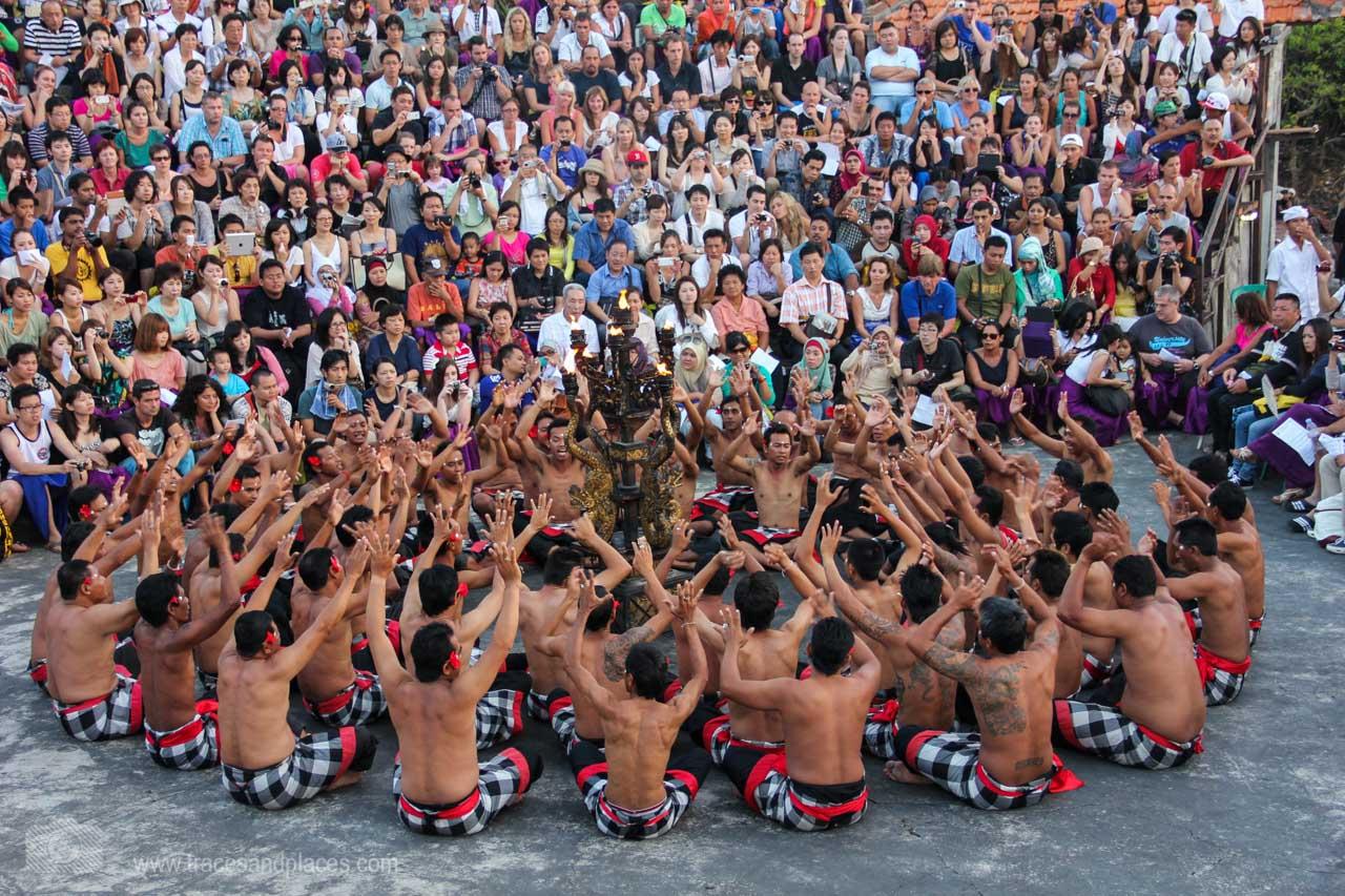 Uluwatu Kecak Show Bali