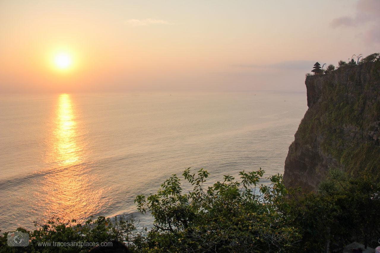 Uluwatu Sonnenuntergang Bali