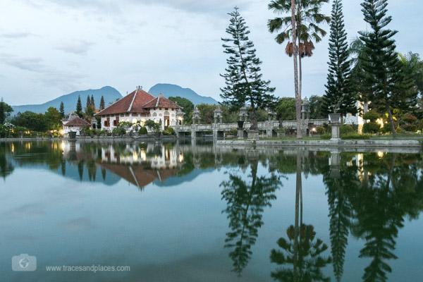 Der Wasserpalast von Ujung