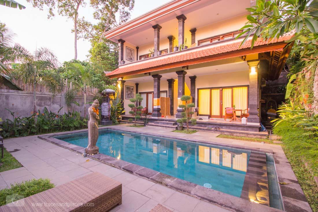 Jiwas House mit Pool