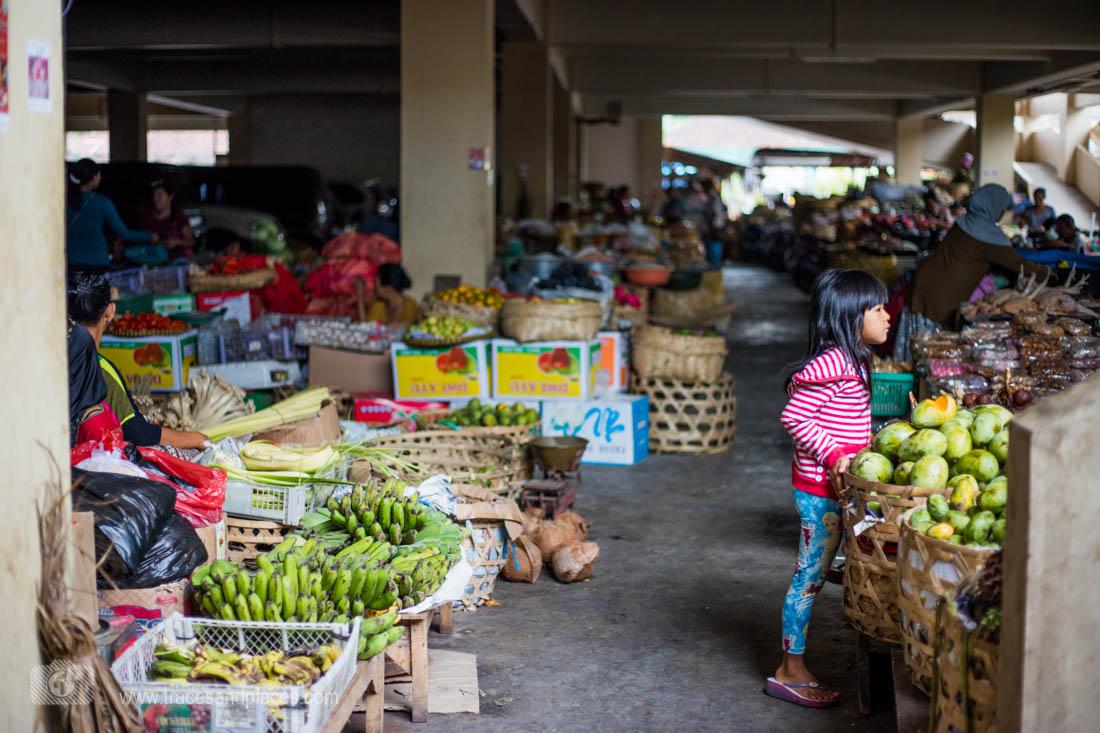 Markt in Amlapura