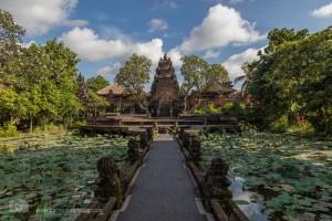 Tempel Puri Sahen in Ubud