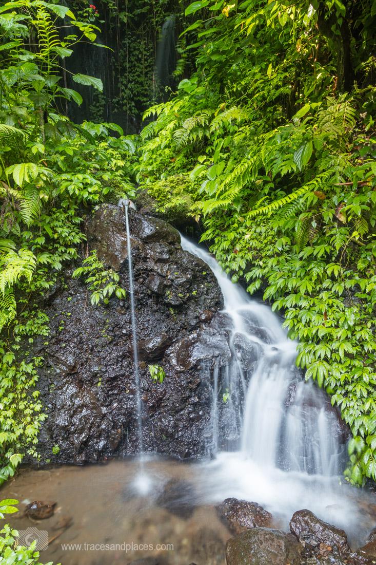 kleiner Wasserlauf bei Gitgit_