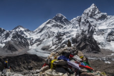 Ausblick vom Kala Patthar zum Mount Everest - Jiri Everest Trek-50