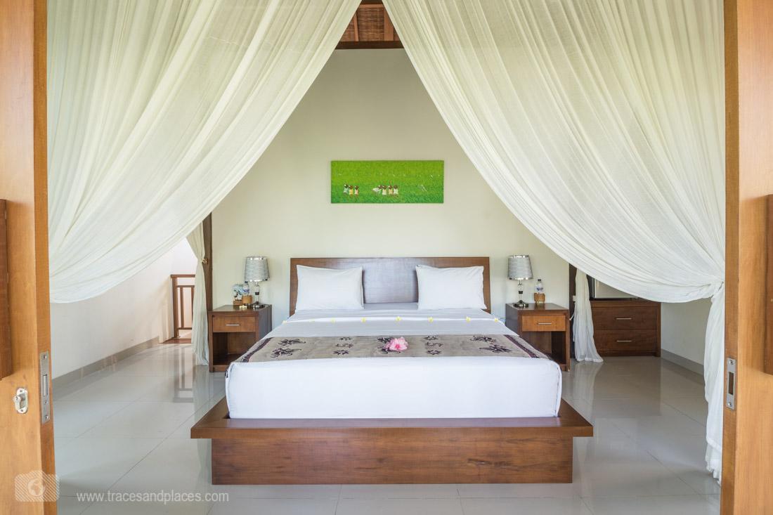 Mahanadewi Villa Zimmer im Obergeschoss