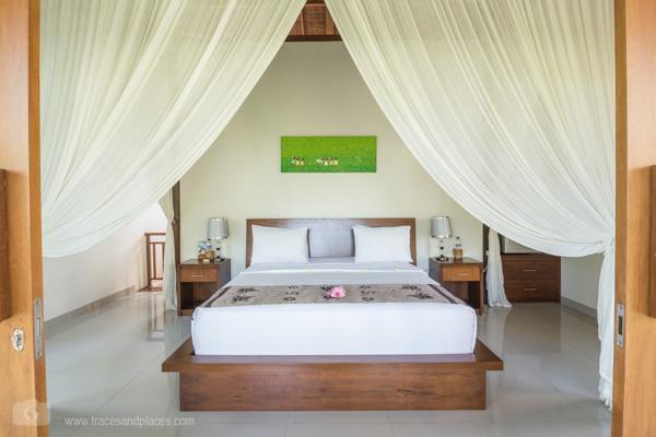 Mahanadewi Villa Ubud Bali Zimmer