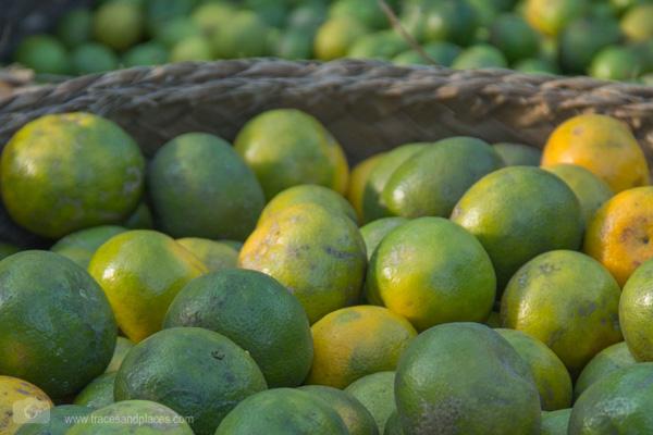 Obstkorb Markt