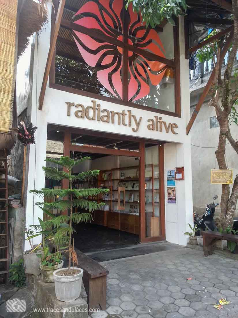 Radiantly Alive Yoga in Ubud