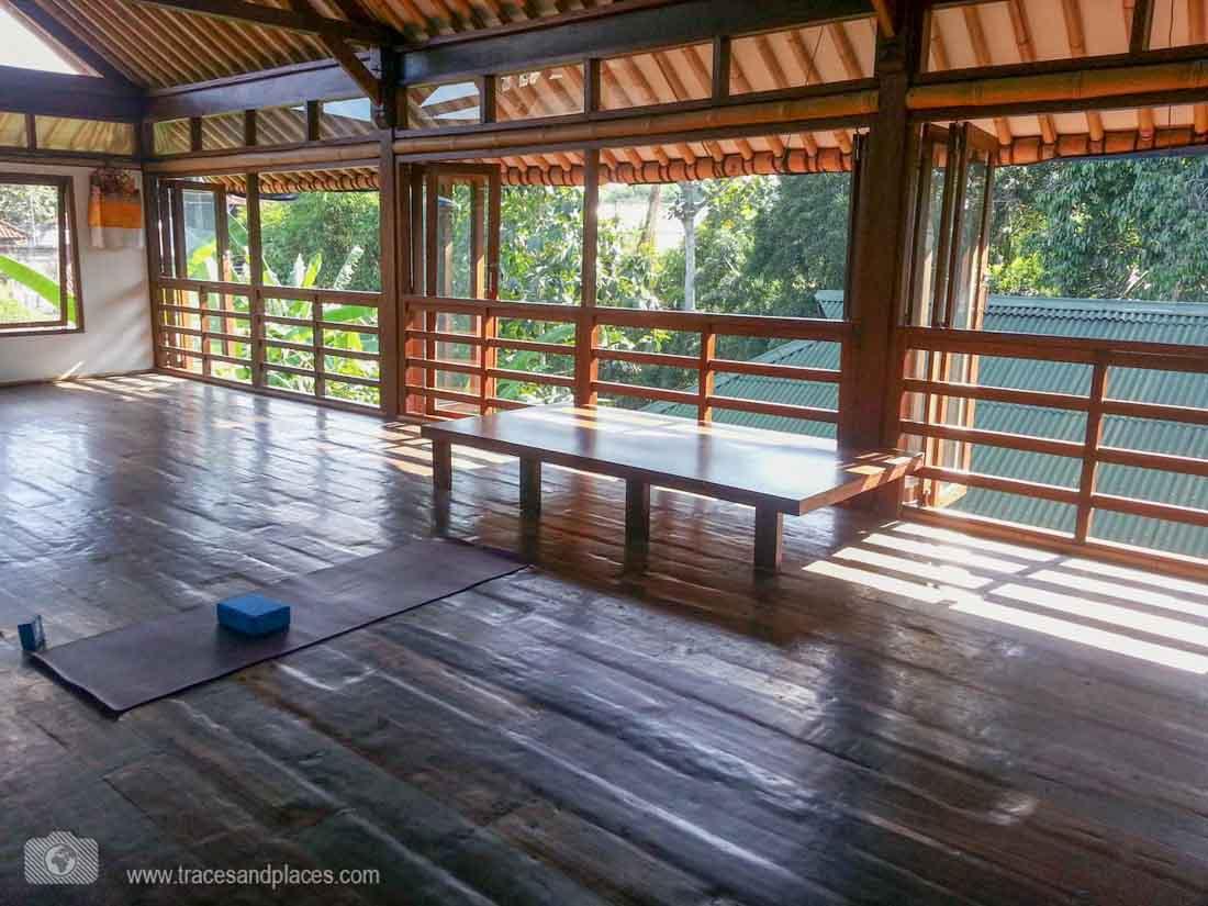 Yogastudio im Radiantly Alive