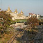 Hauptbahnhof von Yangon