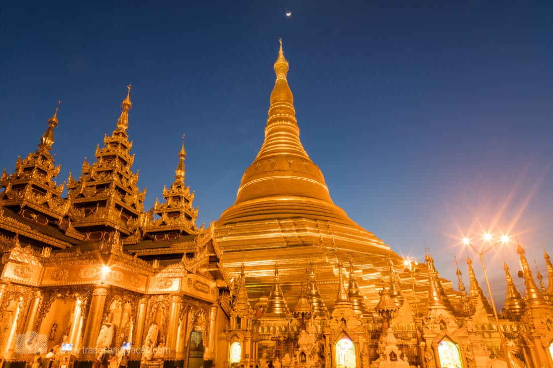 Yangon Überblick
