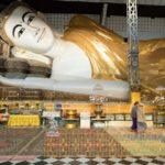 Shwethalyaung liegender Buddha in Bago