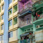 Yangon im Wandel- Alt vs Neu