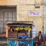 Verkaufsstand in Mawlamyaing