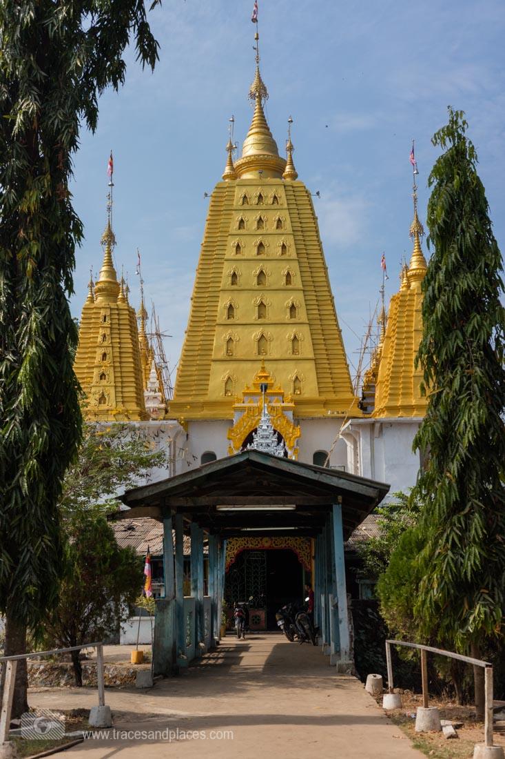 Ye Kyaung in Hpa-an