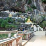 Eingang der Ka Taung Höhle in Hpa-an