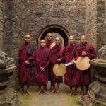 Mönche im Kothaung Tempel