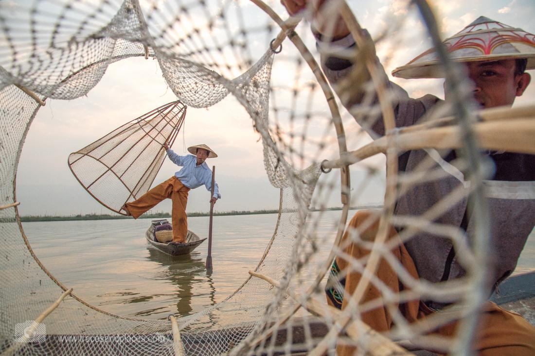 Sehenswürdigkeit Fischer vom Inle See