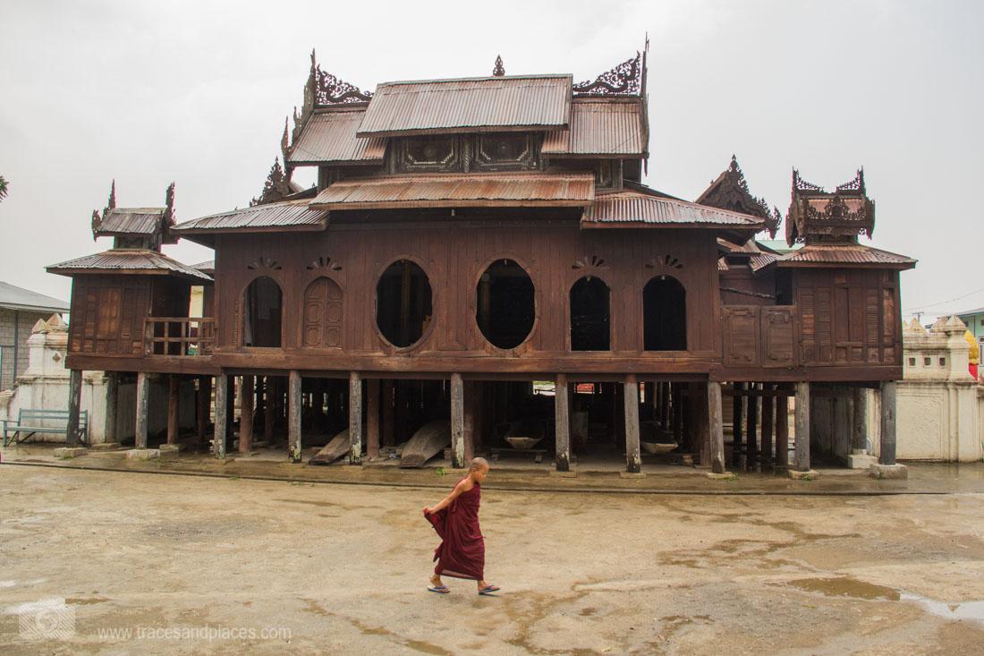 Kloster Shwe Yan Pyay Inle