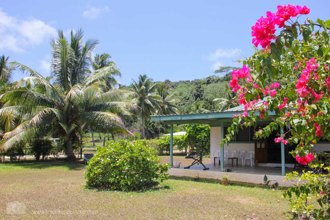 Amuri Guesthouse Aitutaki