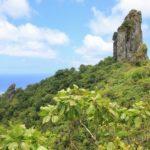 Rarotonga mountain