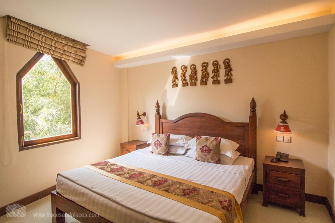Doppelzimmer im Royal Bagan Hotel