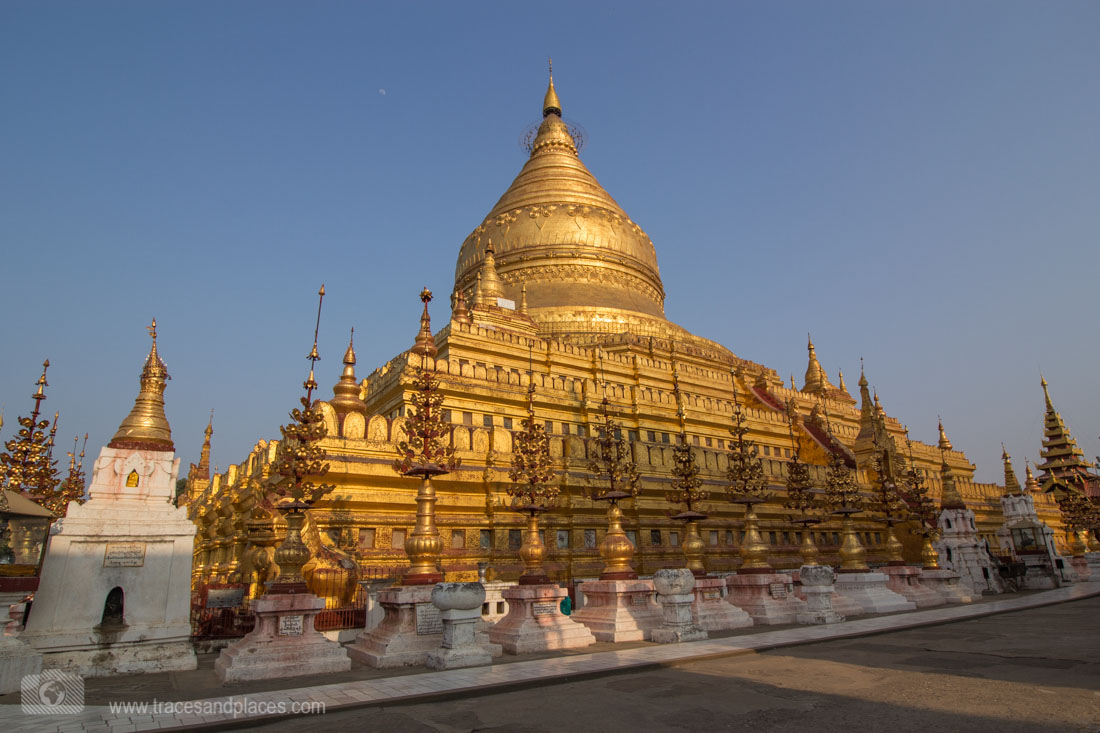 Shwezigon Pagode Bagan