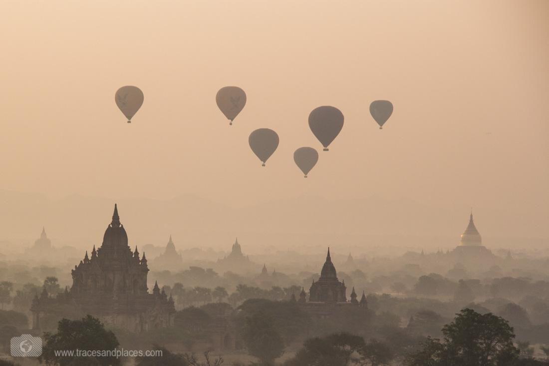Bagan Überblick
