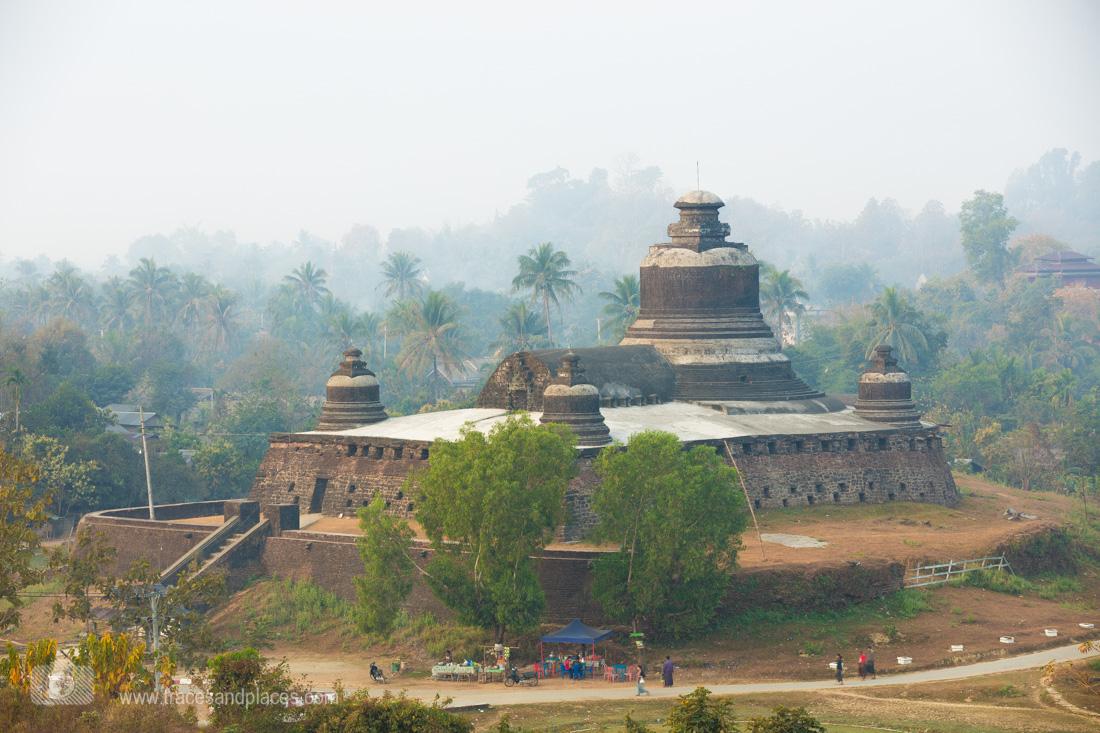 top10 Sehenswürdigkeiten von Myanmar Mrauk-U