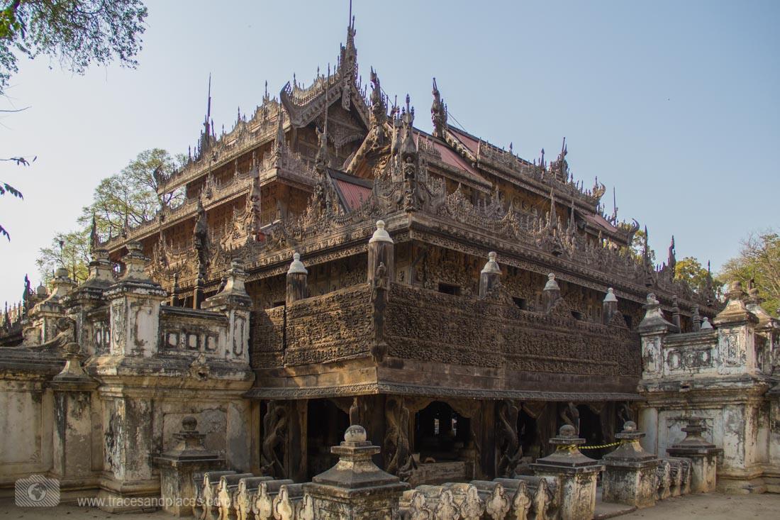 Shwenandaw-Kyaung-Kloster