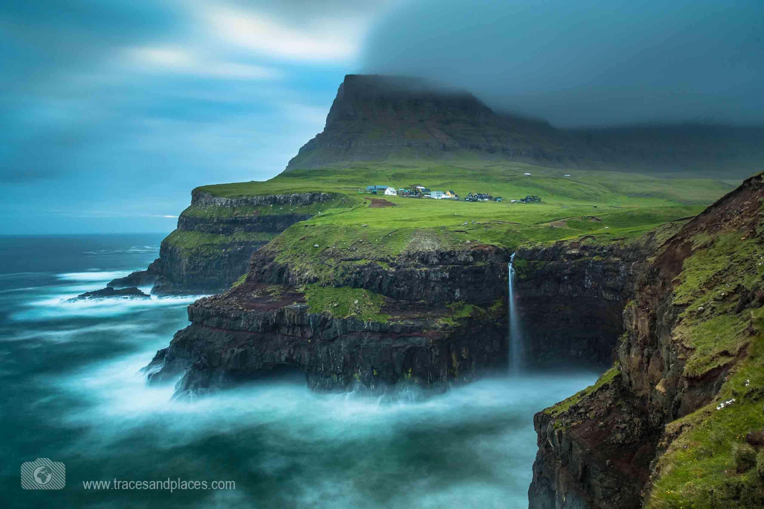 Faeroeer Inseln ein idealer Zwischenstopp auf dem Weg nach Island