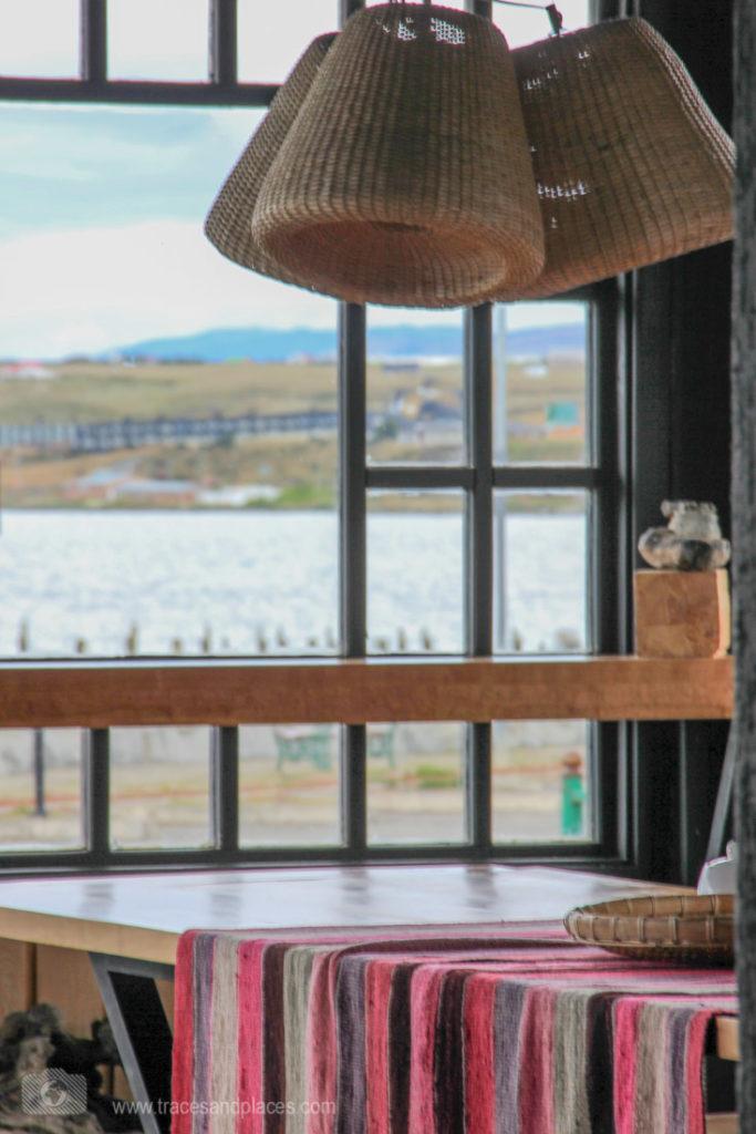Schönes Hotel Puerto Natales