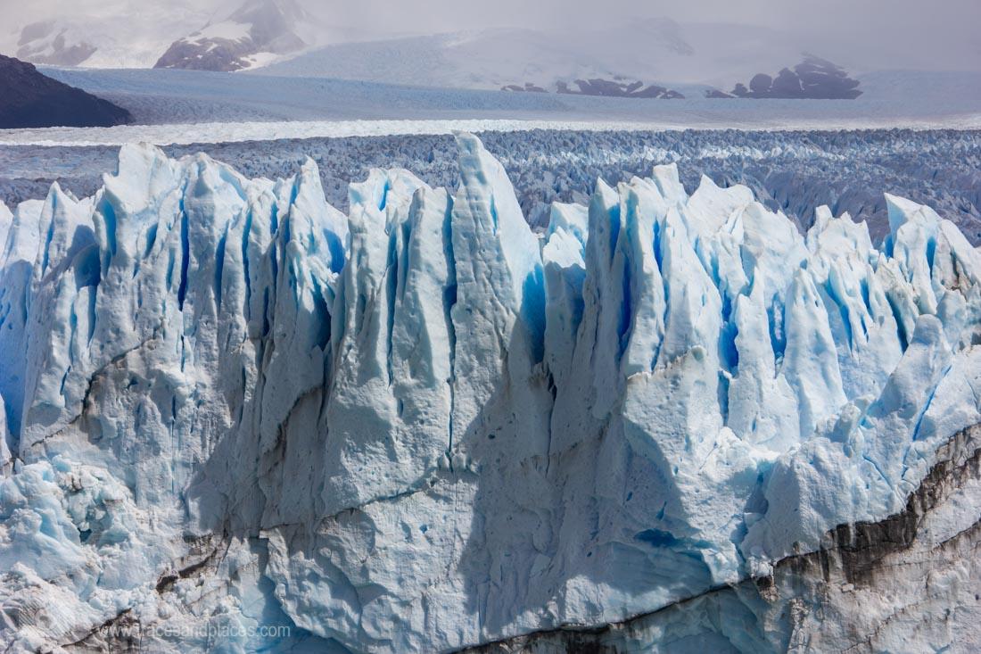 Eis Perito Moreno