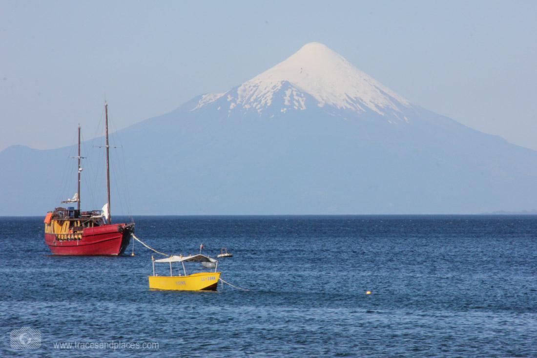 Vulkan Osorno bei Puerto Varas