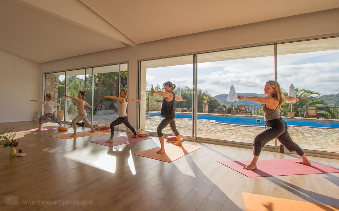 Yoga Mallorca Finca